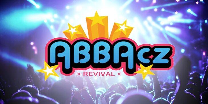 ABBA revival se špičkovou 8-člennou skupinou ABBACZ