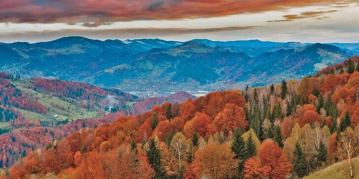 Babí léto a podzim v Orlických horách pro dva nebo pro rodinu