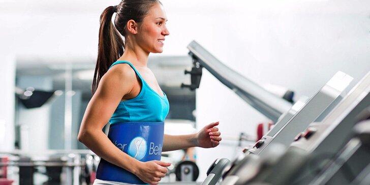 Ploché bříško: 4týdenní trénink BetterBelly v dámském fitku