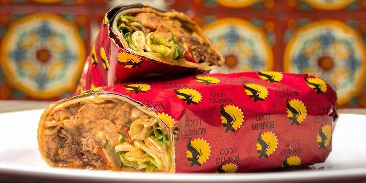 Mexické speciality z Burrito Loco: polévka a Speedy Burrito
