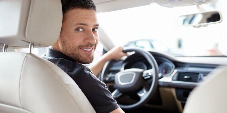 Očista pro automobily: Dezinfekce klimatizace, interiéru a ventilace ozonem