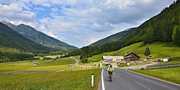 Babí léto a podzim v rakouských Alpách