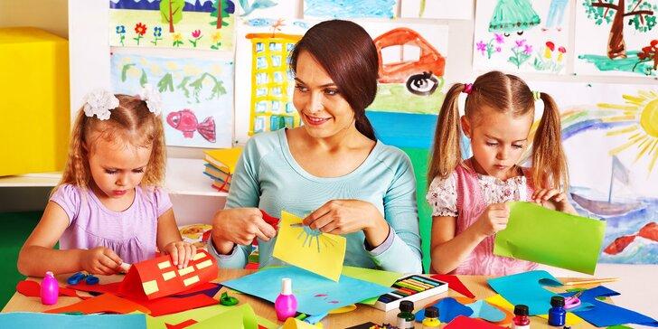 Dopoledne v mateřském centru Frydolínek pro 1 dítě s doprovodem rodiče