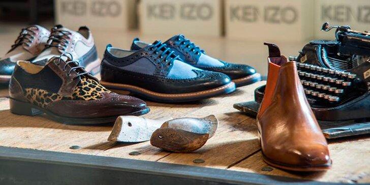Tahle zem patří botám: 20% sleva do obchodu Shoe Republic v Kotvě