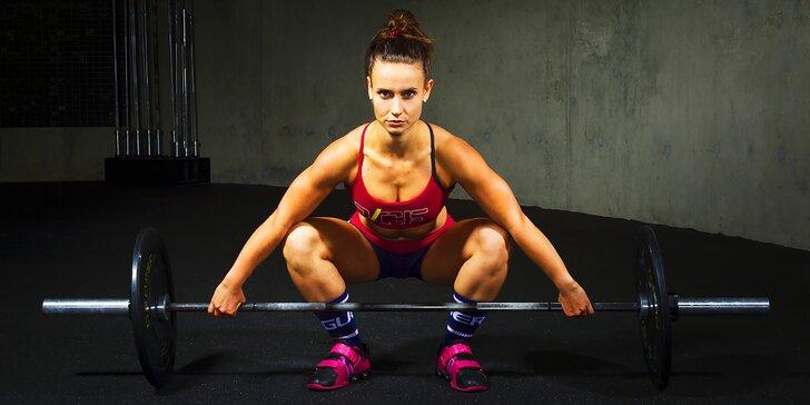 Fyzičku na jedničku: základní kurzy cvičení CrossFit a celodenní vstupy