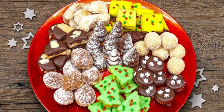 Voňavé cukroví na váš vánoční stůl: Balíčky s osmi druhy k vyzvednutí
