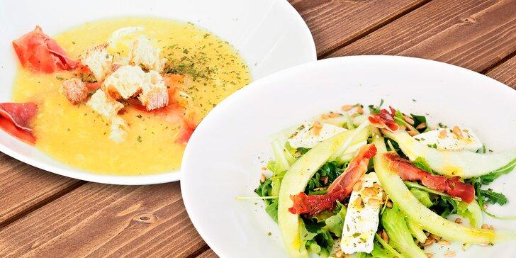 Degustace s výhledem na jezírko: 5chodové menu pro dva v Lakeview Café & Bistro