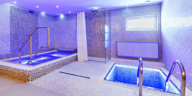 Relaxace pro dva: 2 hodiny pohody v privátní vířivce a sauně