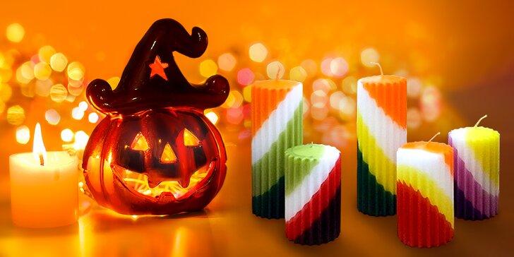 Rozzáří dětské oči i Halloween: kreativní zábava v tvůrčí dílně Rodas