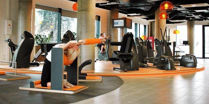Měsíční členství ve 3 fitness klubech nolimits – cvičte efektivně & šetřete čas