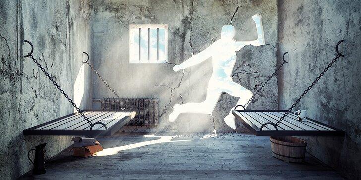 Úniková hra Útěk z Guantánama pro partu až 5 lidí