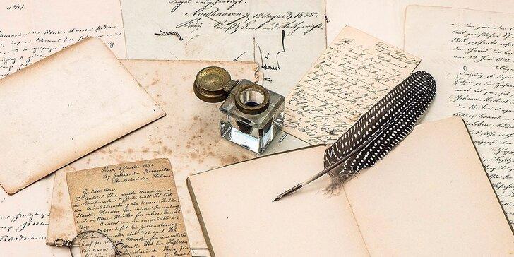 Archimédovo tajemství – prohledejte tajnou pracovnu a zachraňte spis