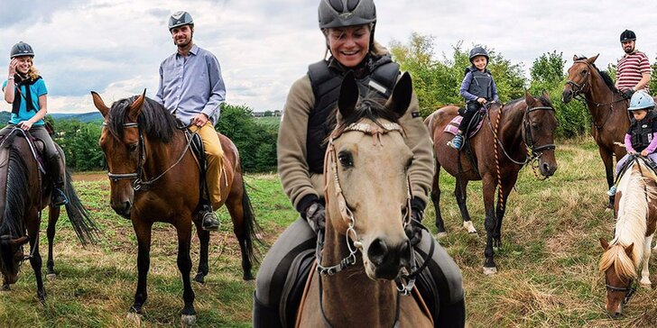 Prožijte den nevšedně: Jízda na koni a péče o něj v jezdecké škole Macek