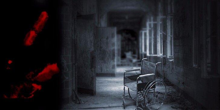 Úniková hra Pacient č. 27 – utečte z psychiatrické léčebny