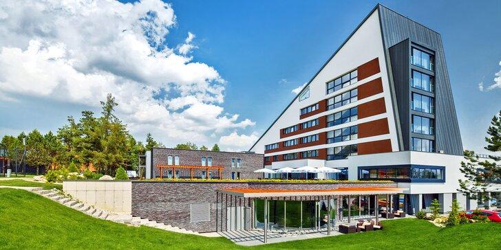 Pobyt v nejmodernějším wellness hotelu Horizont Resort**** Vysoké Tatry