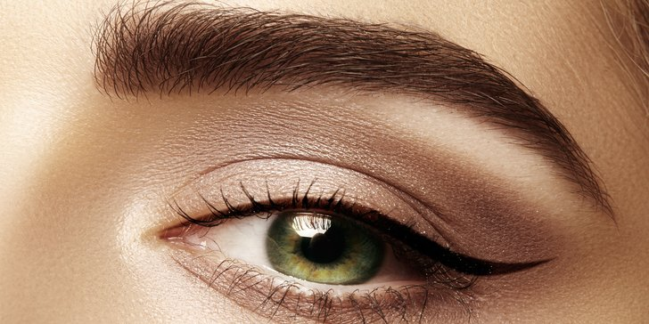 Permanentní make-up obočí trochu jinak: pudrová metoda pro přirozený vzhled