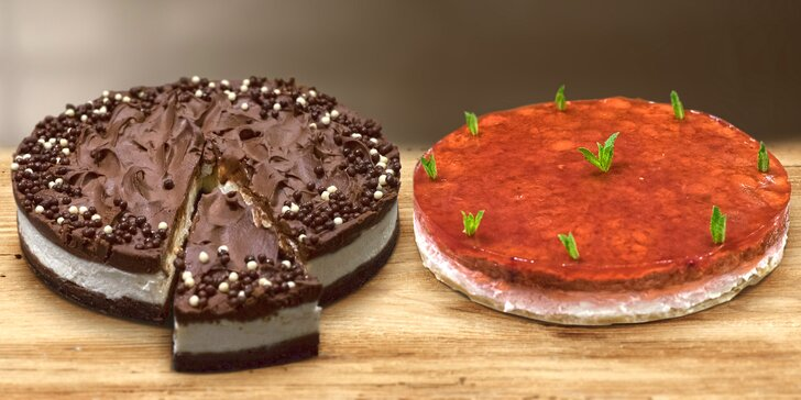 Naše Café vám osladí život: nepečený dort z neobyčejné kavárny