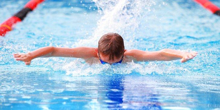 Sportovně-kondiční plavání pro děti od 12 let: tréninky se zkušenými instruktory