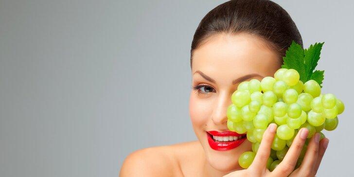 Vinná terapie: podzimní dávka výživy pro vaši pleť