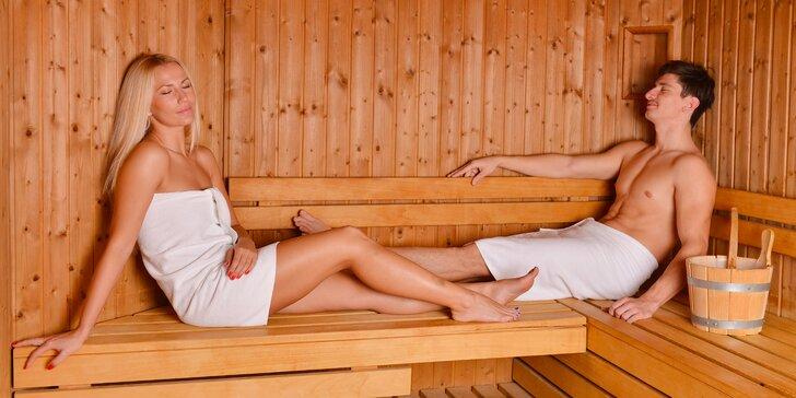 Relax v Červeném Hrádku – 90 minut v privátní finské sauně až pro 6 osob