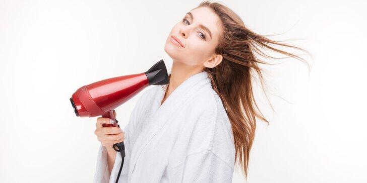 Kadeřnický balíček pro vlasy po ramena