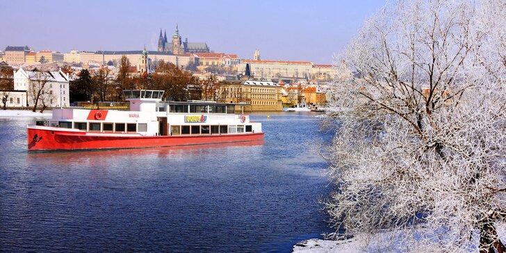 Naloďte se na Vánoce: Adventní plavba se svařákem, koledami a cukrovím
