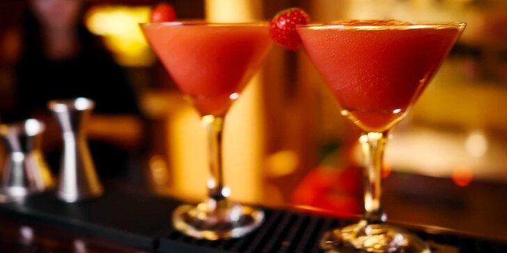 Jeden nebo dva koktejly v romantickém music clubu: výběr z 8 drinků