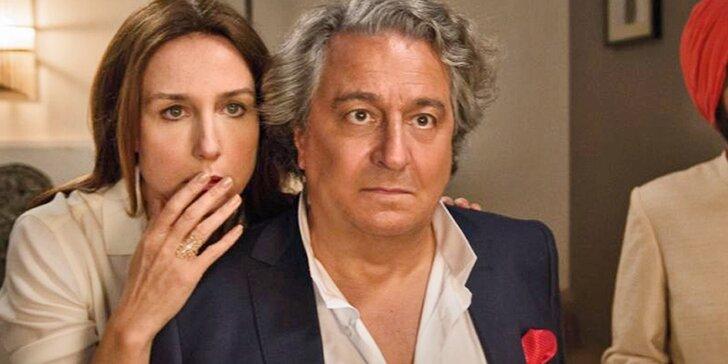 Srdečně vás vítáme: 2 vstupenky na bláznivou komedii do kina Lucerna (11. 10.)