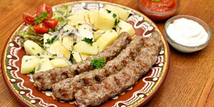 Balkán na talíři: ochutnejte bulharské speciality a poskládejte si menu dle chuti