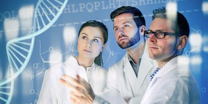 Poznejte své předky: genetická genealogie, DNA test mateřské či otcovské linie