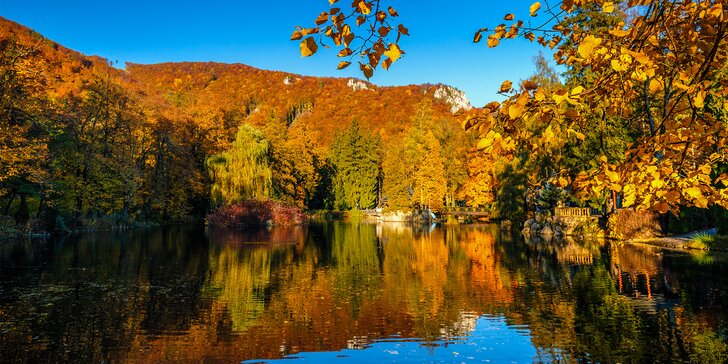 Podzimní pobyt pro dvě osoby se zvýhodněným vstupem do Spa Aphrodite