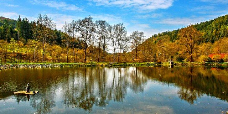 Za přírodou i kovboji – 3, 4 nebo 6 dní v centru Boskovic včetně polopenze