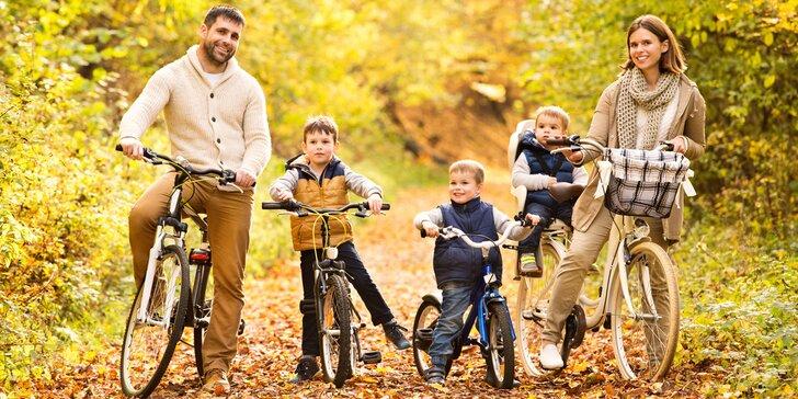 Aktivní dovolená pro dva i celou rodinu v kolébce hokeje na Kladně
