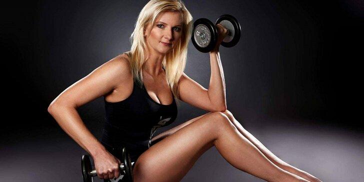 Permanentka do dámského fitness centra + vstup na rolletic