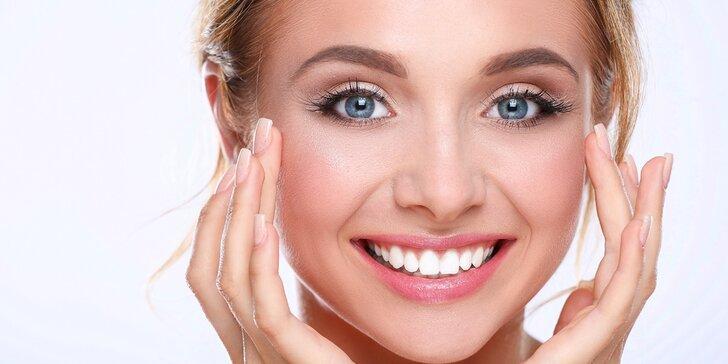 Mladistvý vzhled: Liftingové ošetření obličeje pomocí radiofrekvence