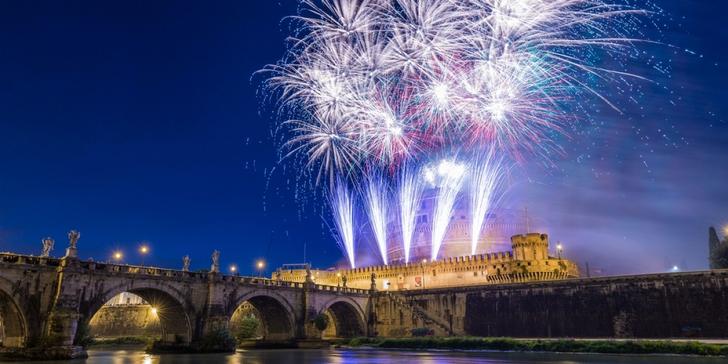 Silvestr ve Florencii s prohlídkou a ohňostrojem. Poznejte pravou perlu renesance!