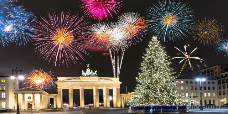 Zažijte silvestrovské oslavy v Berlíně s prohlídkou města a velkolepým ohňostrojem