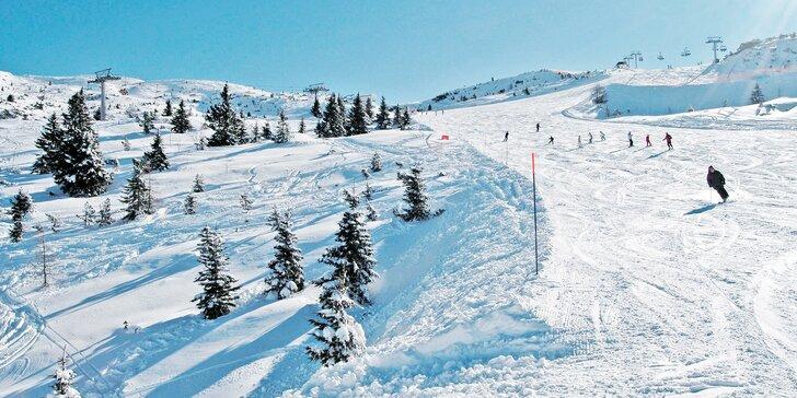 Na lyže do Paganelly: Polopenze, skipas a ubytování pro dítě do 7,9 let zdarma