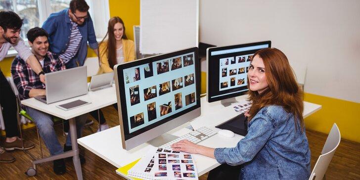 Dokonalost má jméno Photoshop: individuální kurz úpravy fotografií