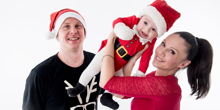 Ateliérové či venkovní focení pro budoucí maminky nebo pro celou rodinu