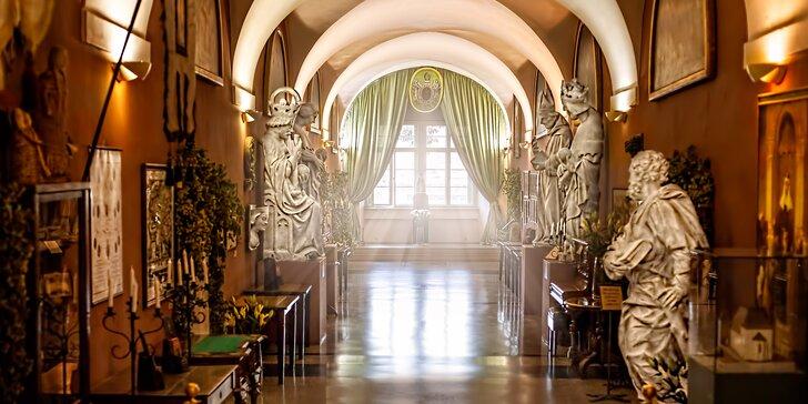 Ponořte se do tajů pražské historie: Komentovaná prohlídka Muzea Karlova mostu