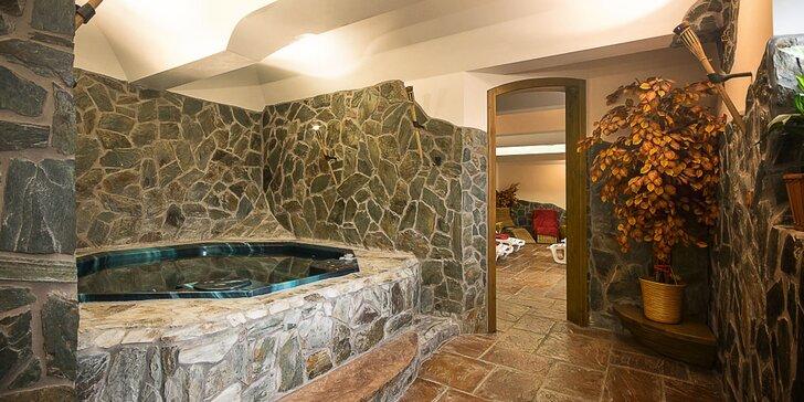 Naučte se odpočívat – 2 hodiny soukromí v sauně a obří vířivce až pro 4 osoby