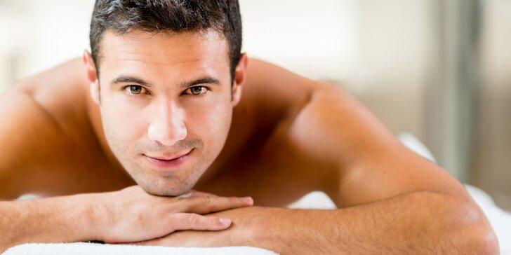 Vyzkoušejte něco nového: 40 minut hřejivé termoakupresurní masáže