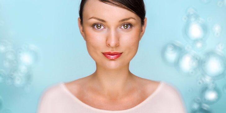 Omlazující procedury pro ženy i muže: Krásná pleť díky kyslíkové terapii