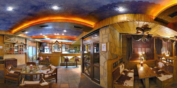 Odpočinkový pobyt na Oravě: Snídaně, 2chodová večeře a relax pro 2 osoby