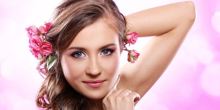 Kompletní kosmetické ošetření pleti pro mladistvý vzhled