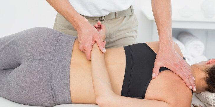 Dornova masáž: terapie, která napraví nesprávnou polohu obratlů a kloubů