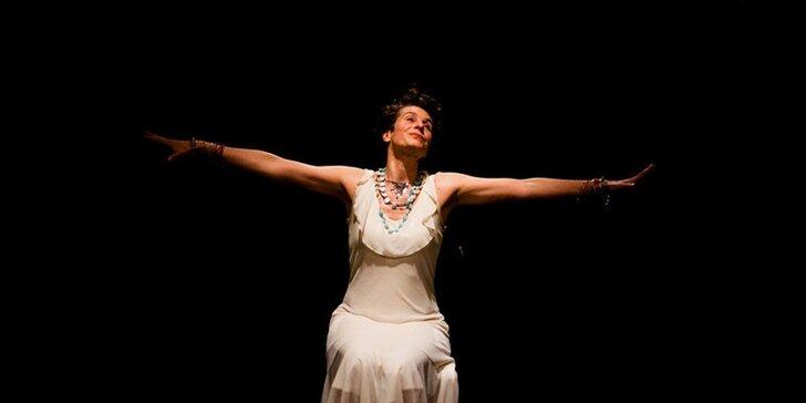 Vstupenky na divadelní představení Nataša Burger: Vlny