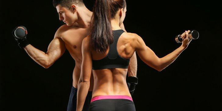 Pernamentka do moderního fitness na 10 skupinových lekcí dle výběru