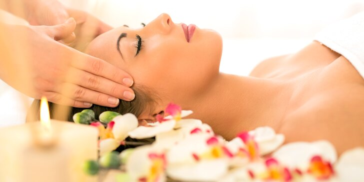 Exotická thajská masáž v centru Prahy - hodinový relax pro vás nebo vaše blízké